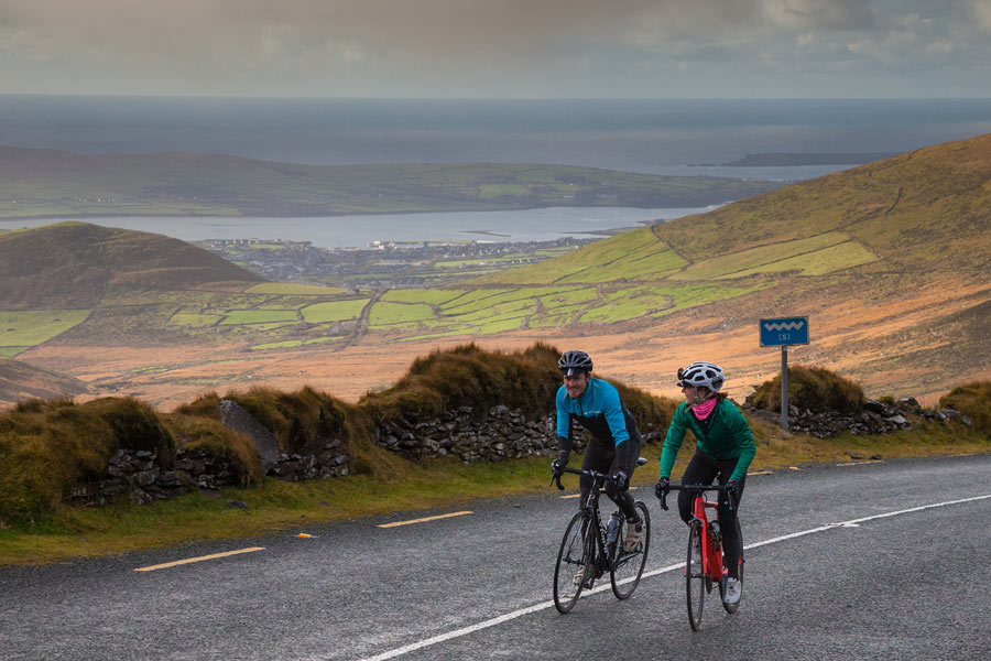 Cycling Dingle Peninsula