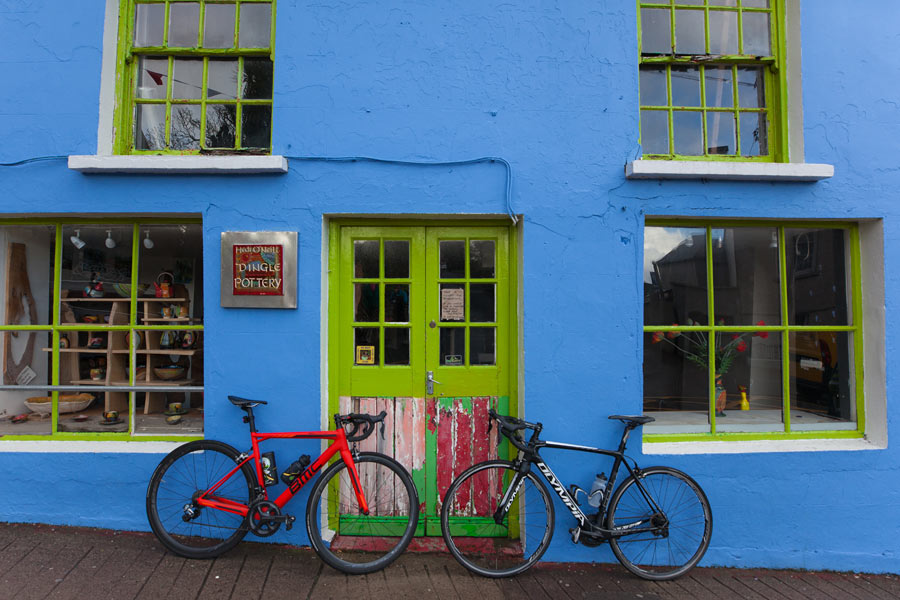 Why Dingle is the best place for a weekend away cycling