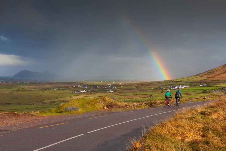 Rainbow Dingle Peninsula