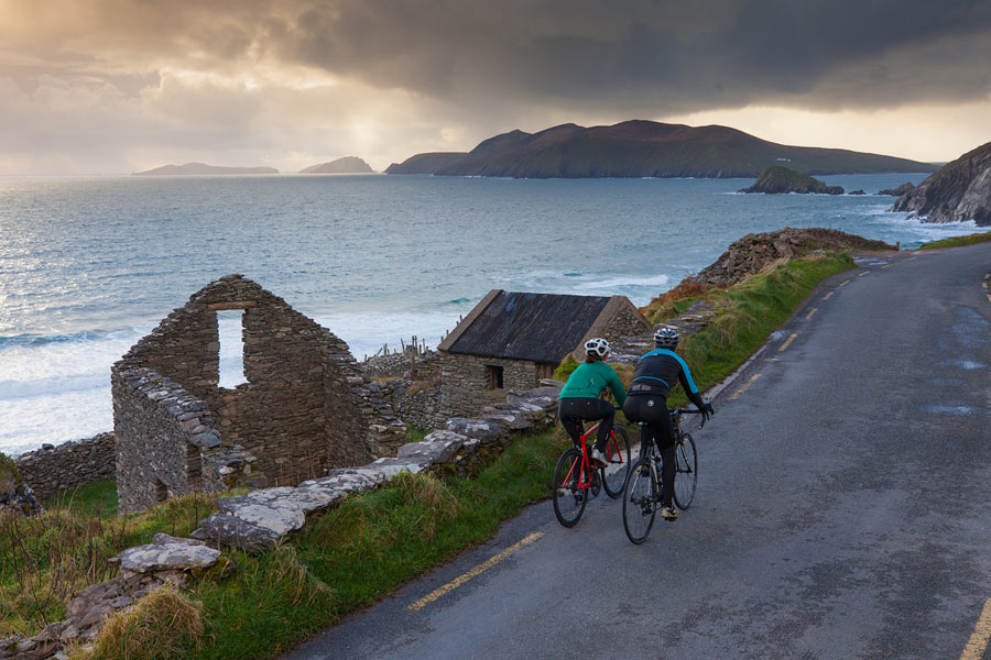 Slea Head cycling