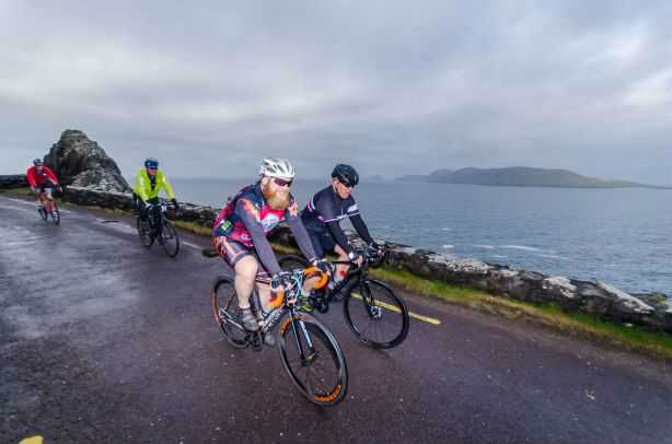 Top tips for cycling in the rain