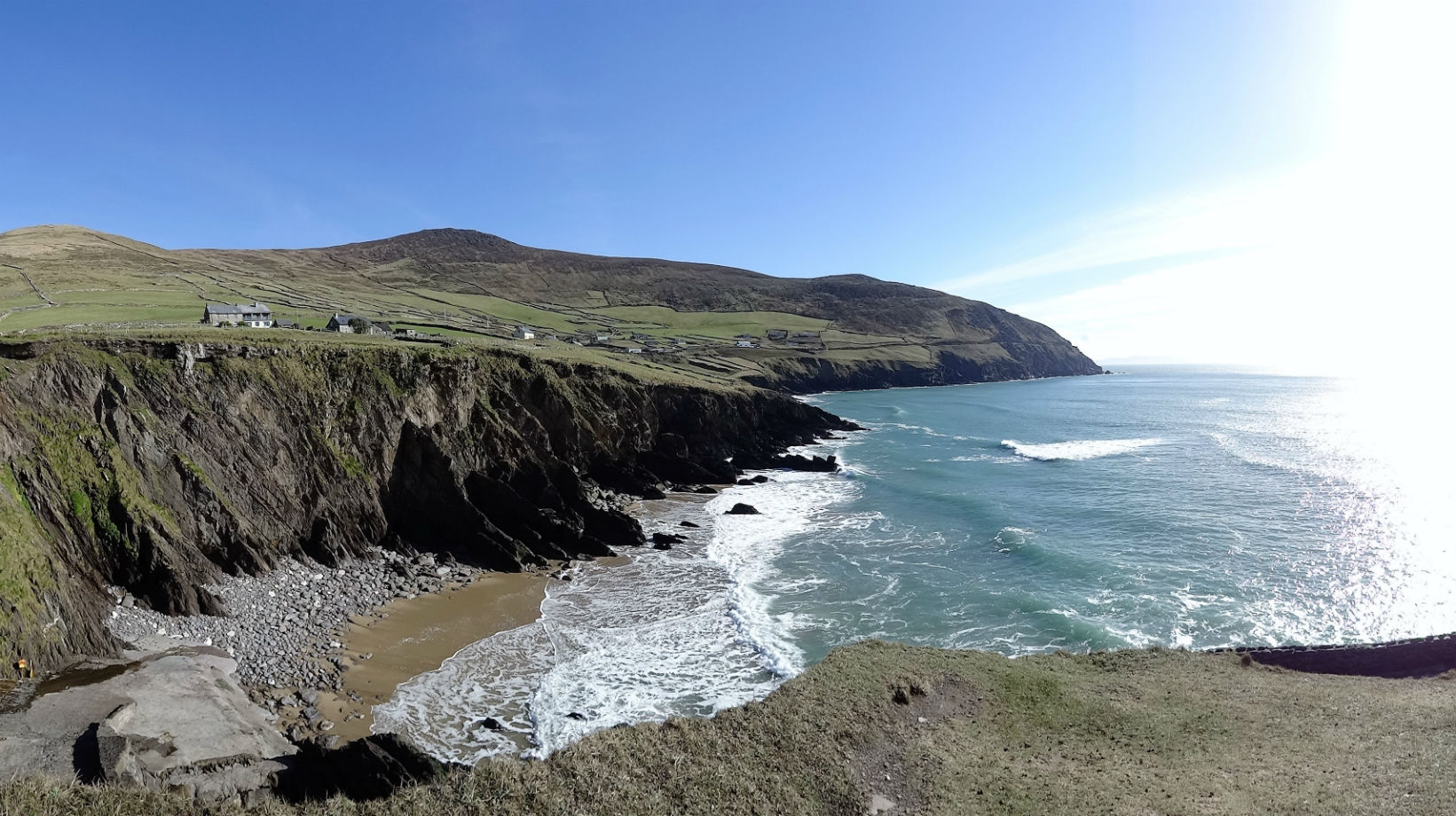 12 Places of interest on the Ride Dingle Route