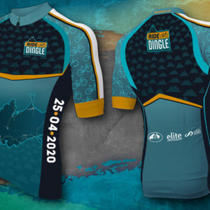 Ride Dingle Cycling Jersey