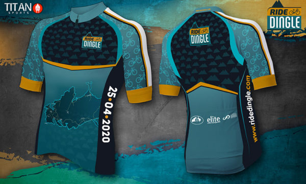 Ride Dingle jersey
